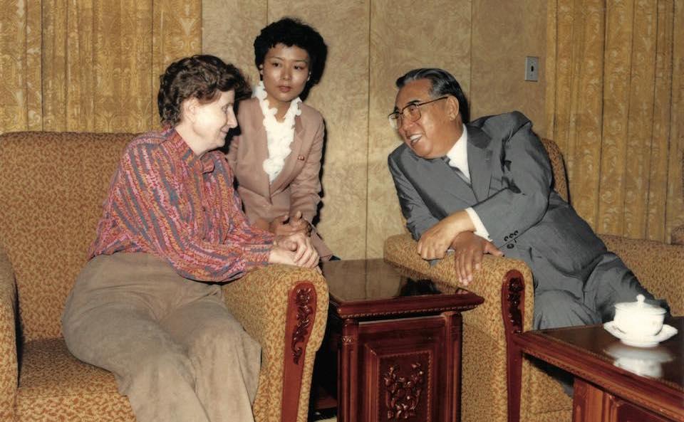 Kim Ir Szen és a személyi kultusz - Szocialista mémgyár ...